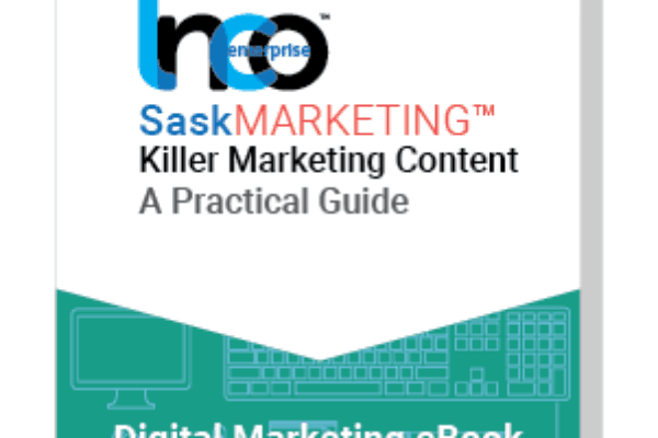 Killer Marketing Content: A Practical Guide eBook